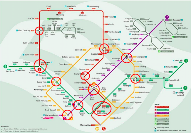Free WiFi At 3 MRT Stations From Aug 22, 2 Of Which Has New.