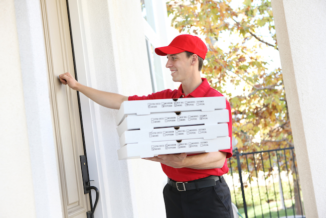 how to get free food delivered to you