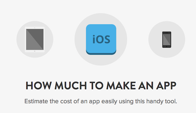how much does it cost to launch an app