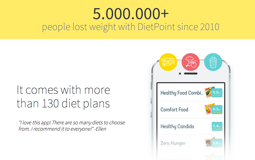 5 Awesome Weight Loss Apps To Get You In Shape For The ...