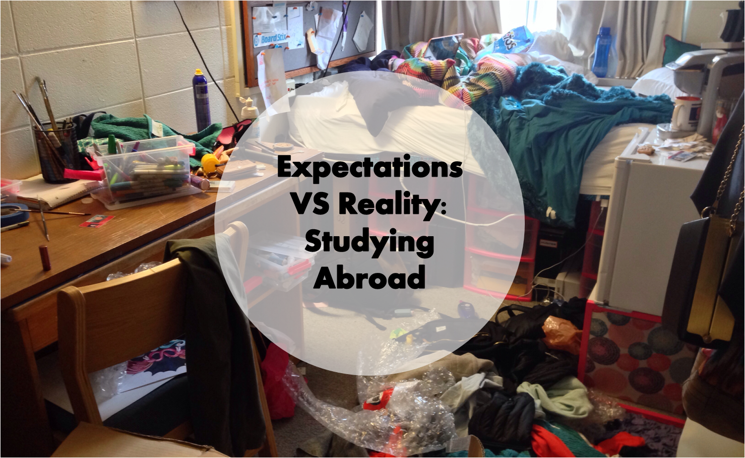 STUDY ABROAD FRESHMAN YEAR AND BEYOND