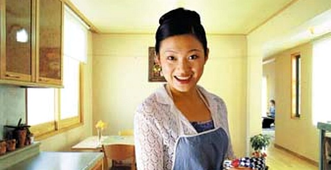 To be or not to be a housewife the modern asian woman 39 s for Modern housewife