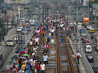 Manila Sought A Unified Train Ticketing System But That