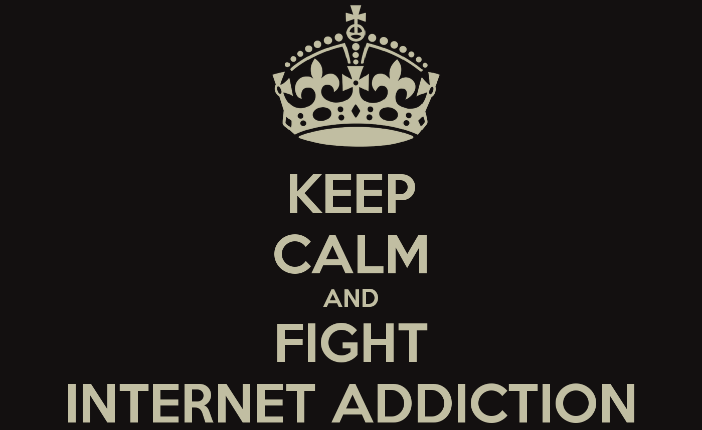 internet addiction speech What i would like to talk about today are cell phones cell phone addiction is thank you for the time you have dedicated to my speech with your cell phones.