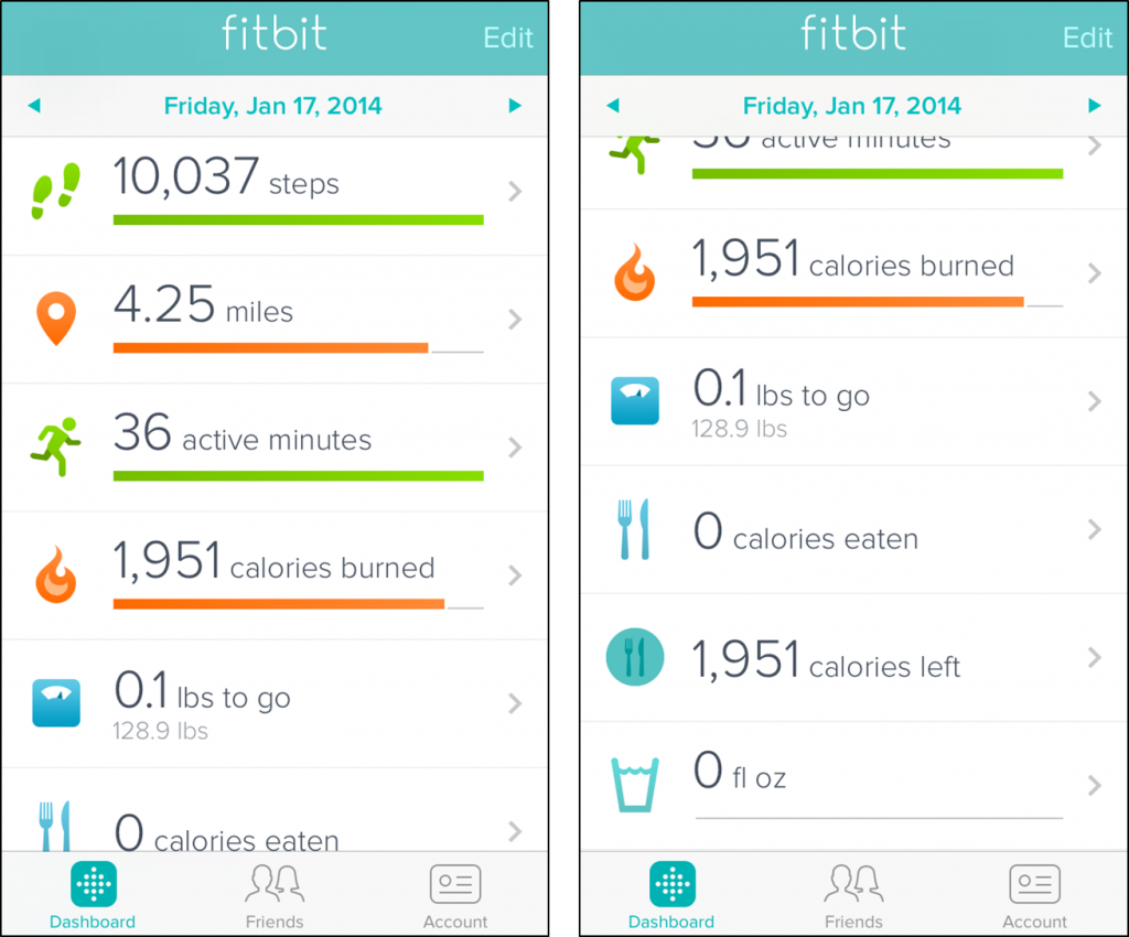 fitbit app for iphone how to get the most out of your fitbit charge hr 5072