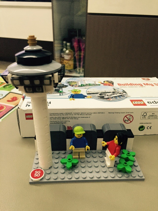 MOEs SG50 Lego Sets Command High Prices On Carousell