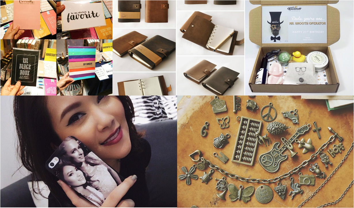 Gifts From Malaysia: 10 Businesses For Personalised Gifts In Malaysia
